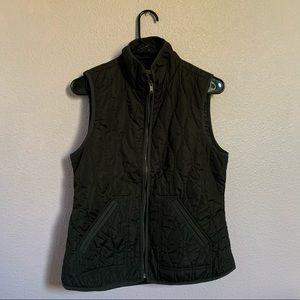 Old Navy Black Vest: SIZE SMALL